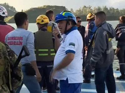 Крушение судна El Almirante в Колумбии: россиян среди пассажиров не было