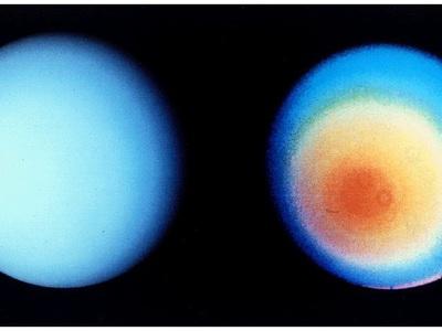 Планетологи: полюса Урана меняются местами каждый день