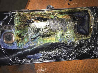 Samsung в третий раз возобновит продажи Galaxy Note 7