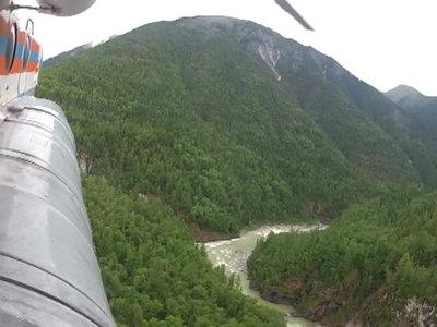 Три человека пропали без вести на реке Вилюй в Якутии