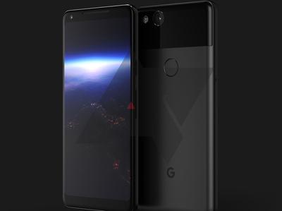 """Изображения """"убийцы iPhone 8"""" от Google появились в Сети"""