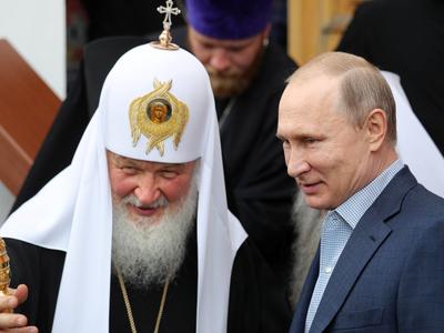 "Раскрыта ""тайна"" красной коробки Путина"