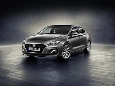 Семейство Hyundai i30 пополнилось экстравагантной версией