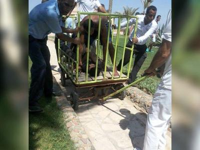 Нападение в Хургаде: убийца с ножом охотился на иностранцев