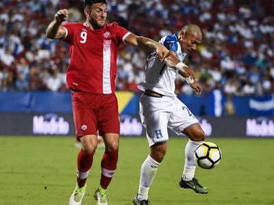 Футболисты Канады и Коста-Рики в плей-офф Кубка КОНКАКАФ