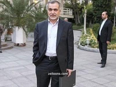 Арестованный брат президента Ирана госпитализирован
