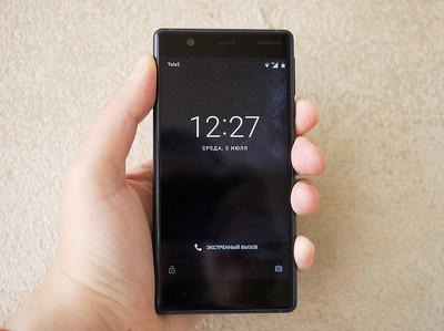 Обзор смартфона Nokia 3: скромное возвращение