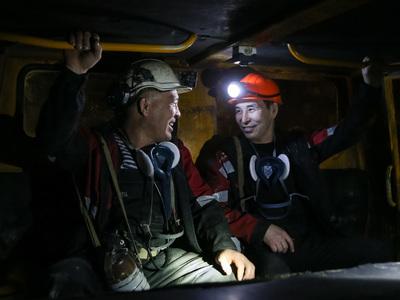 В Красноярском крае шахтеры блеснули мастерством