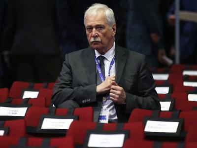 Грызлов: контактная группа проведет разведение сторон в Станице Луганской