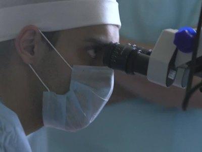 Бионический глаз вернул слепому пациенту зрение