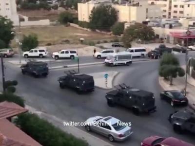 Из-за атаки в Аммане оцеплена территория посольства Израиля
