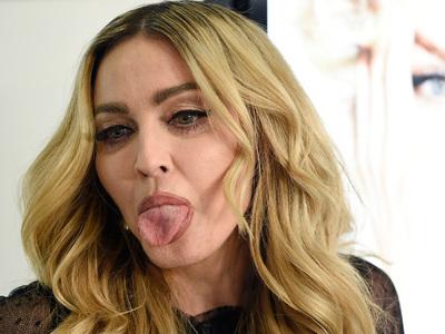 Журналисты выплатили Мадонне штраф за вторжение в частную жизнь