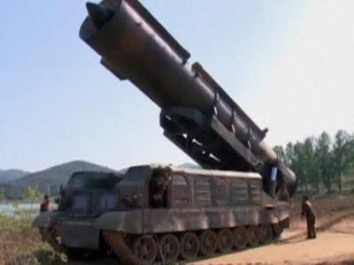"""КНДР не откажется от ядерного оружия и готова ответить """"огнем на огонь"""""""