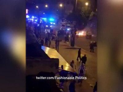 Жители Лондона возмущены смертью Рашана Чарльза