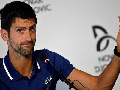 Джокович впервые за 10 лет выпал из Топ-4 мирового тенниса