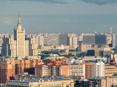 Квартира в центре Москвы стоит в среднем 53 миллиона рублей