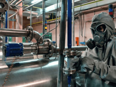 Россия уничтожит все химическое оружие через неделю