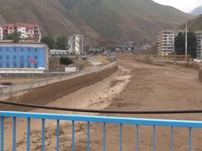 В Кабардино-Балкарии введен режим ЧС из-за схода селя