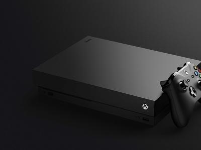 В России открылись предзаказы на Xbox One X. Цена