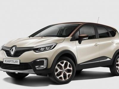 В России начали продавать Renault Kaptur в новой версии