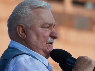 В Польше началось расследование против Валенсы