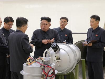 WWF: радиация от северокорейской бомбы может достичь всех континентов