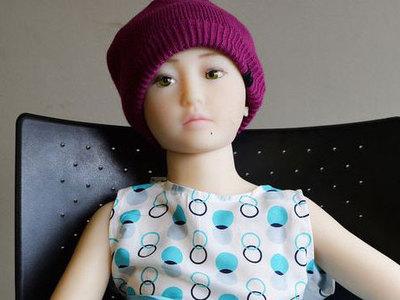Секс куклы в виде маленьких девочек