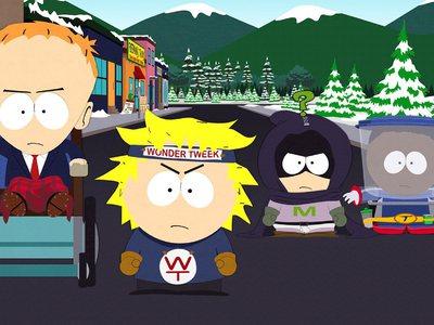 Уровень сложности в новой игре по South Park будет зависеть от цвета кожи персонажа