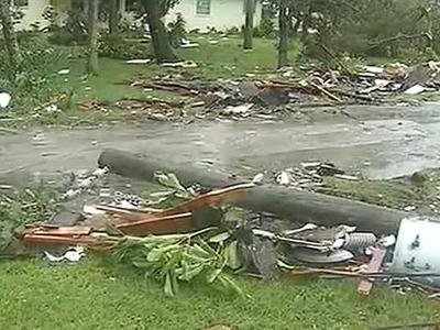 Миллионы жителей Флориды остались без света