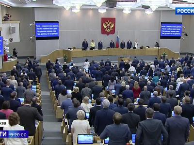 Новый сезон: Володин призвал депутатов быть ближе к народу