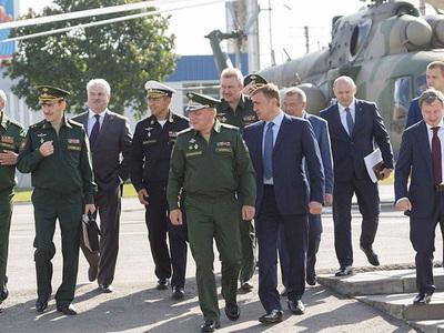 Тульские оборонщики лидируют в области разработки и производства оружия