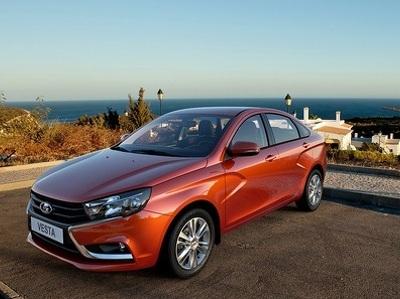 В Евросоюзе заметно выросли продажи автомобилей Lada