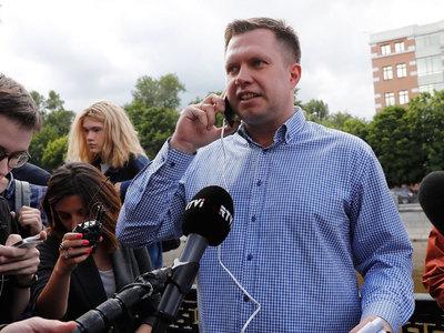 Глава московского штаба Навального: удары трубой по голове не инсценировка, а провокация