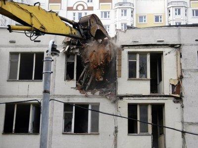 Список домов, которые сохранят при реновации, будет готов в октябре