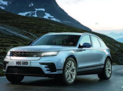 Новый внедорожник Land Rover: роскошь, электричество и странное название