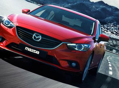 Новая Mazda6 может получить задний привод