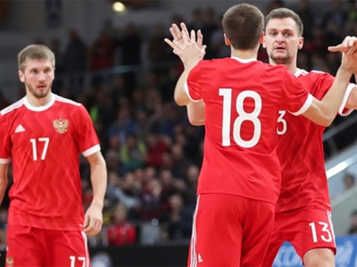 Мини-футбол. Сборные России и Португалии сыграли вничью
