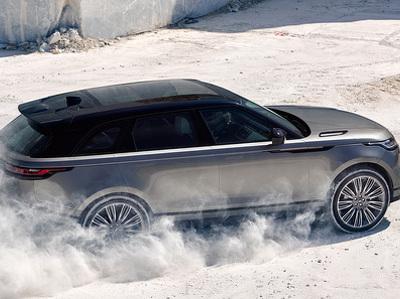 Новые Jaguar и Land Rover смогут составлять собственный прогноз погоды