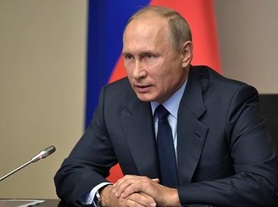 Путин: США не выполняют обязательств по химоружию