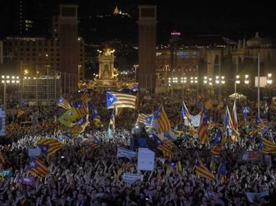 Референдум Каталонии уронил рынок акций Испании