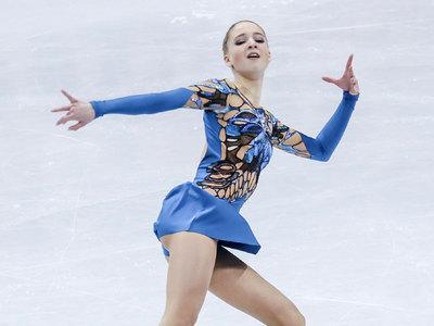 Гран-при Франции: Сотскова идет второй, Загитова пока пятая