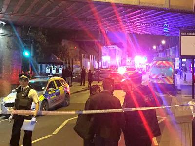 Один из пострадавших при нападении в Лондоне скончался