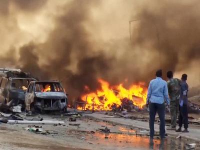 Уже 300 человек стали жертвами теракта в Сомали