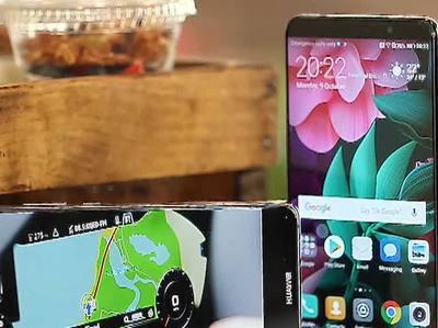 """Вести.net: """"умный"""" телефон Huawei с нейросопроцессором"""