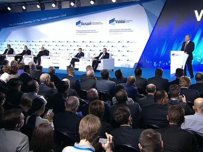 Путин: Косово и Крым - ярчайший пример двойных стандартов