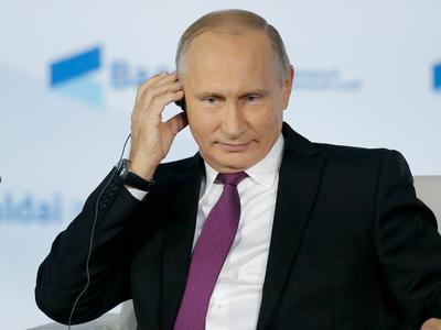 """Раньше надо было думать: Путин на """"Валдае"""" напомнил Западу, где корни нынешних конфликтов"""