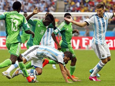 Футболисты Аргентины сыграют со сборной Нигерии в Краснодаре