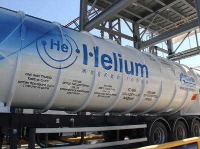 """""""Газпром"""" построит гелиевый хаб в Приморье за 5 млрд"""