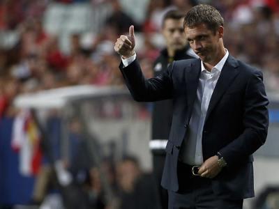 Тренер ЦСКА Гончаренко: мы не имели права дважды сыграть плохо
