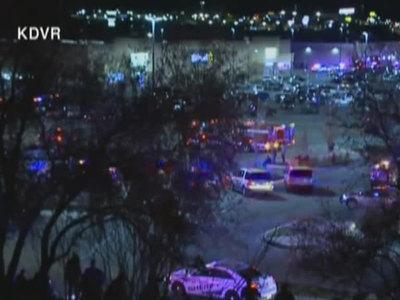 Число жертв стрельбы возле магазина Walmart в Колорадо выросло до трех